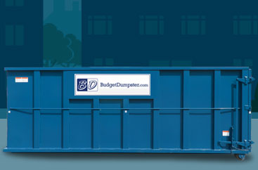40 Yard Dumpster Rental Costs Dimensions Capacity Budget Dumpster