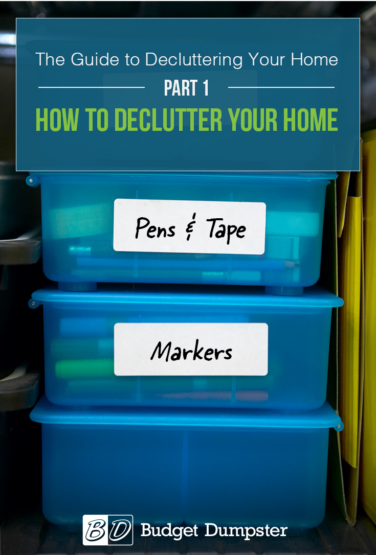 How to Declutter Your Home and Life: Discover how you can turn your cluttered home into an organized oasis with these tips from professional organizers.