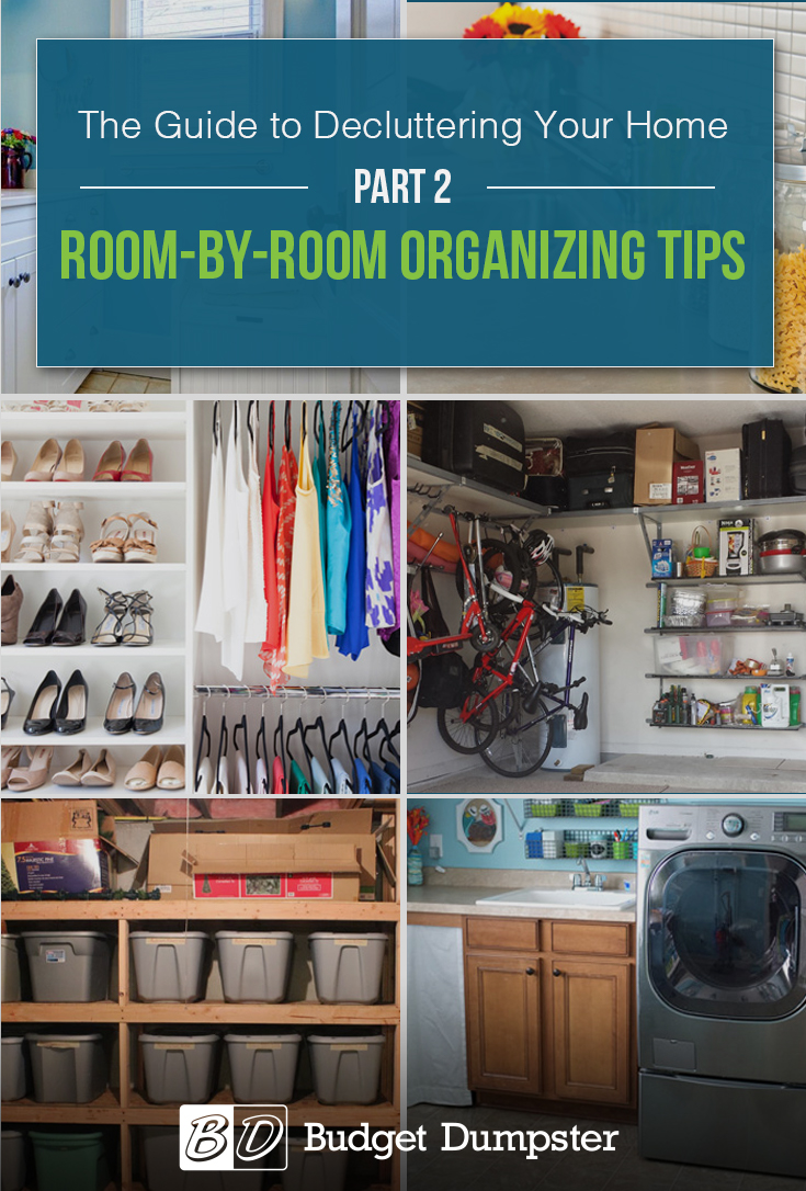 Room By Organizing Tips Learn How To Organize Every Single In