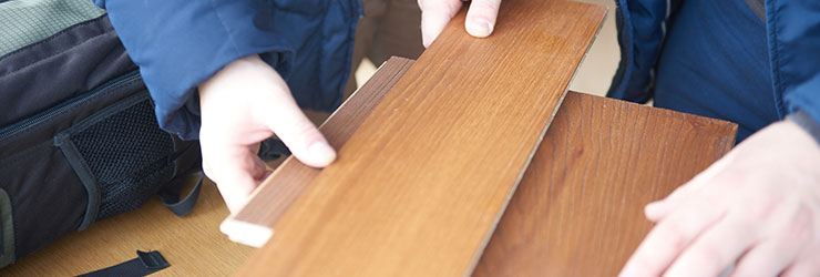 How To Install Diy Hardwood Floors For Less Budget Dumpster