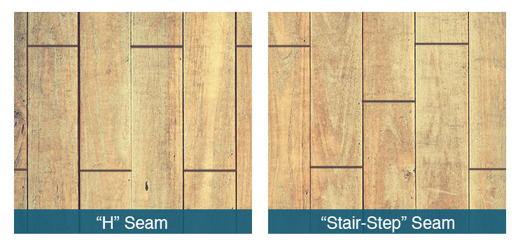 Hardwood Flooring With Bad Racking Examples