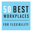workplace flexibility award logo