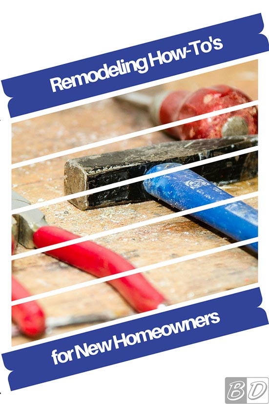 Check out these tips to find the best products for your home renovation needs. We rounded up suggestions from the pros to help you find the best windows, drywall, and tile for your next home upgrade. Click here and read The Exceedingly Comprehensive Guide to DIY Home Improvement for First-Time Homeowners and get started today!