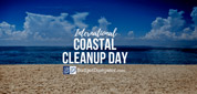 Budget Dumpster Supports Coastal Cleanup Day