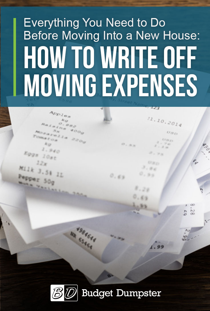 Wondering if you can deduct your moving expenses? Check out our moving checklist to see if your move qualifies for tax deductions.