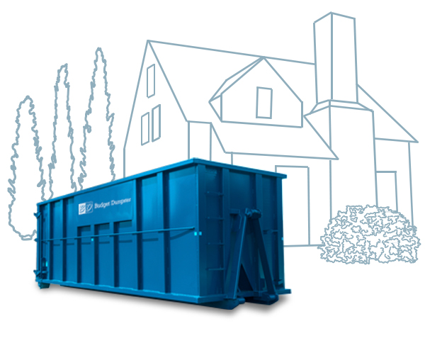 Residential Roll Off Dumpster Services