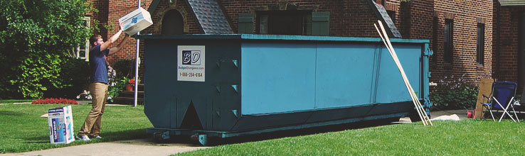 Trash Dumpster Rental