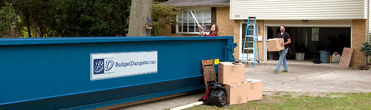 Residential Dumpster Rental Services