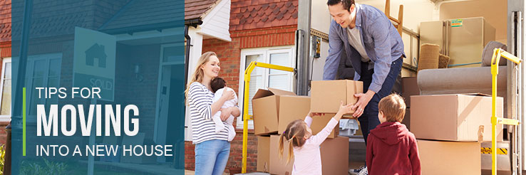 Everything You Need to Do Before Moving Into a New House