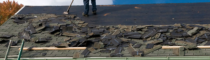 How to Dispose of Shingles