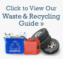 Syracuse Waste and Recycling Guide